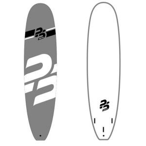 "Surf Perfect Stuff 7'4"" Fat Eva/Wood stringers"