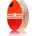 Skimboard Delta Force wood rouge