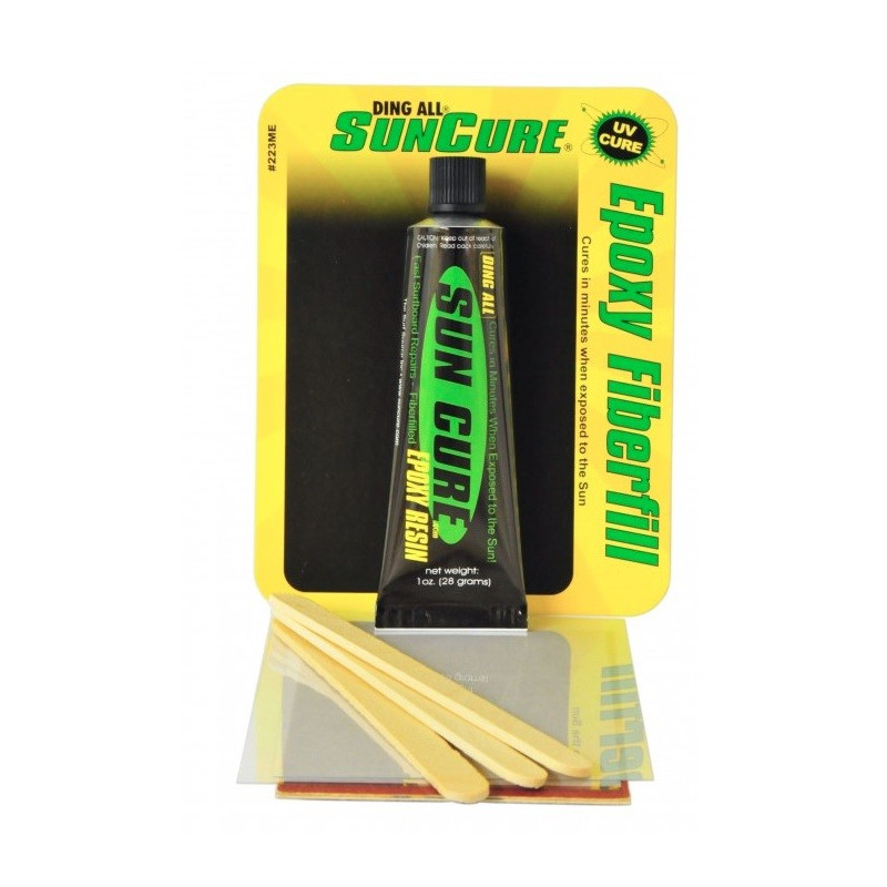 Kit résine epoxy Fiberfill Suncure
