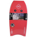 """bodyboard rip concept 44"""" rouge"""