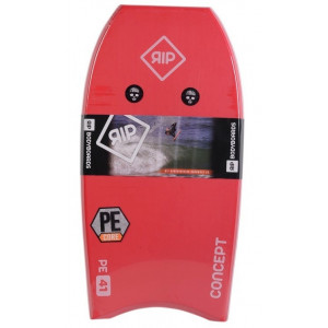 """bodyboard rip concept 41"""" rouge"""