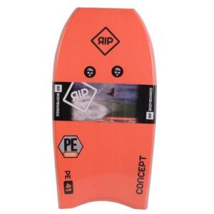 """bodyboard rip concept 44"""" orange"""