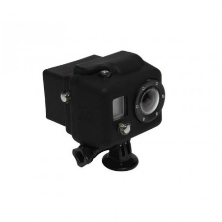 Xsories Gopro Hooded Silicone Cover Hd black