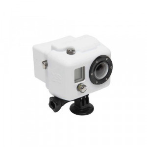 Xsories Gopro Hooded Silicone Cover Hd white