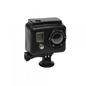 Housse Silicone Cover GoPro HD noire