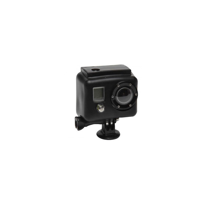 Housse Silicone Cover GoPro HD Blanche