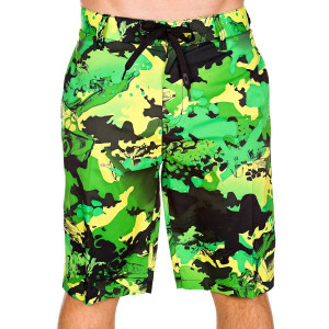 Oakley Concealment short Atomic green