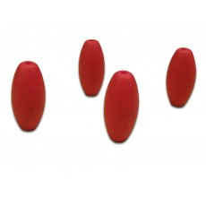 Egg shock red - olive elastomere pour truck