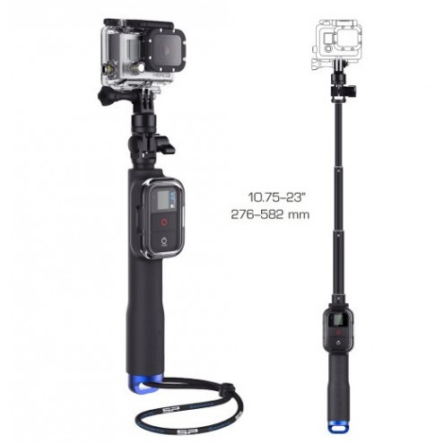 recognized brands half price on feet shots of Perche de fixation pour caméra GoPro SP REMOTE POLE 23