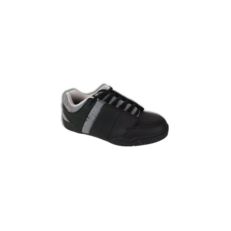 chaussures kustom kontage grey tweed