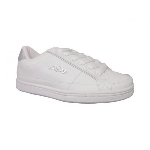 Chaussure Kustom Alyce white/silver