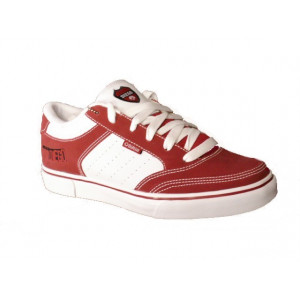 Chaussure Osiris Cleaver Diego Red white
