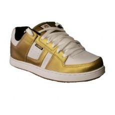 Chaussure Osiris Tron Gold White