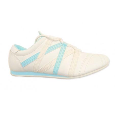 chaussure kustom bonnie white ice