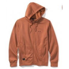 sweat à capuche zippé oakley protection 2.0 cinnamon