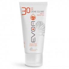 Crème Solaire Bio EQ Evoa Visage & corps SPF 30