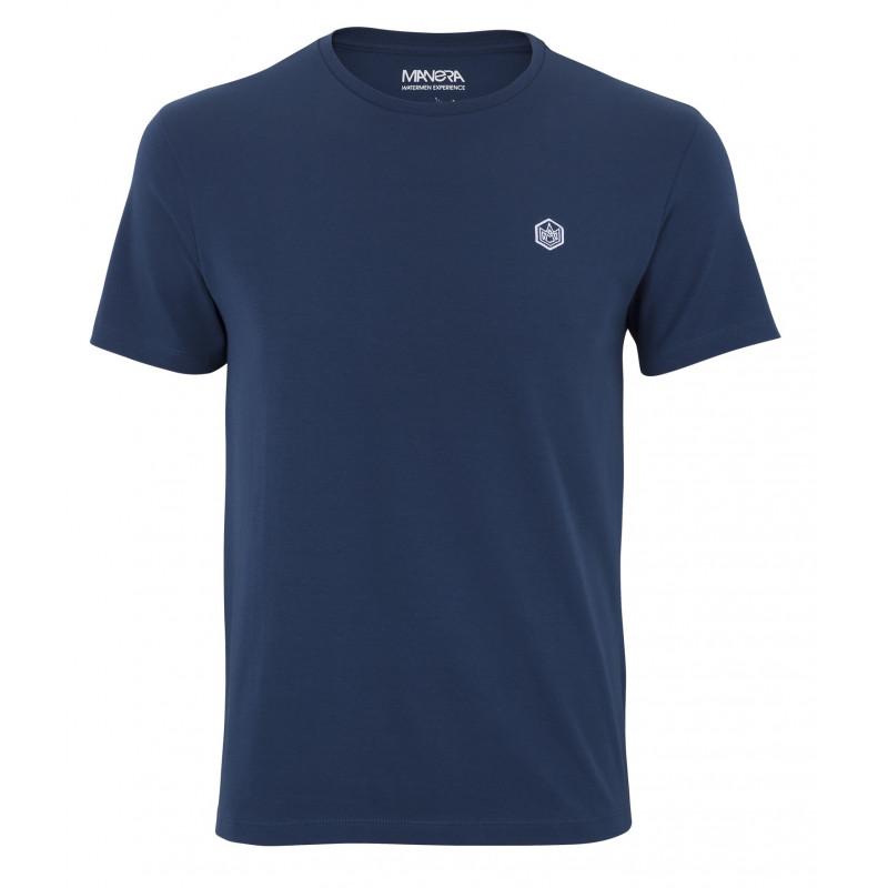 tee-shirt Manera Lavanono manches courtes Blanc