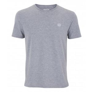 tee-shirt Manera Lavanono manches courtes Gris
