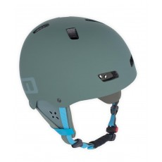 casque sports nautiques Ion Hardcap 3.0 Confort Hedge Green