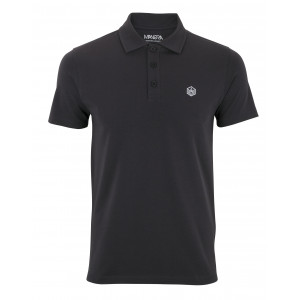 Polo Manera Le Morne manches courtes Anthracite