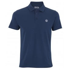Polo Manera Le Morne manches courtes Ocean Blue