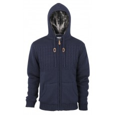 Pull Over Manera Grindavik Dark Navy Blue