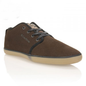 CHAUSSURE HOMME COOL SHOE ONE TURKEY COFFEE