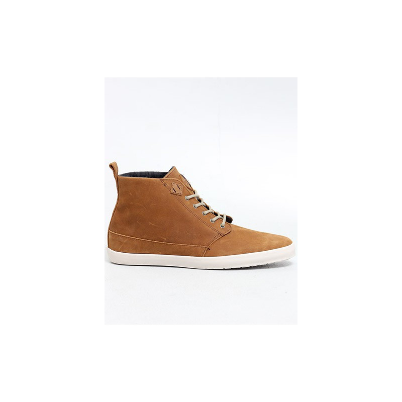 CHAUSSURES HOMME REEF WALLED MARRON