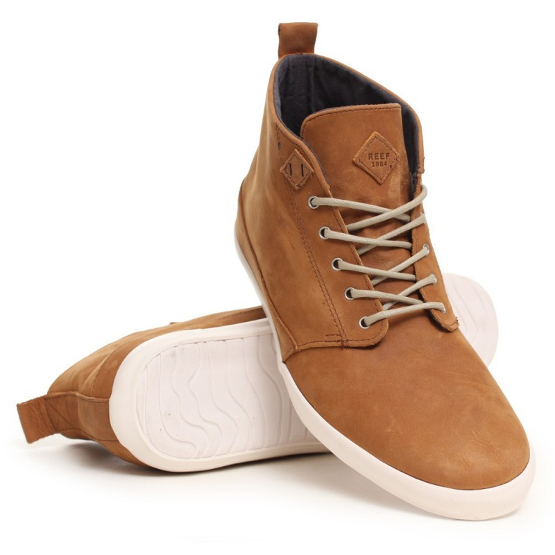 Chaussures Reef marron homme