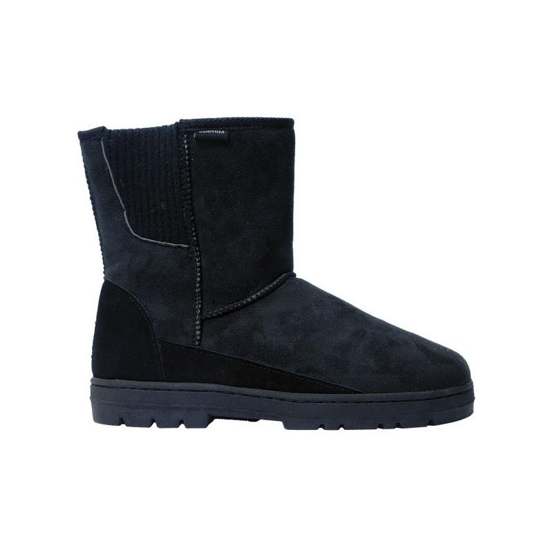 Kustom Arctic Mid Black boots