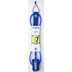 Leash surf Surfkite SUP Manera Blue 7 mm